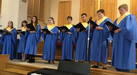 Wesleyan Choir