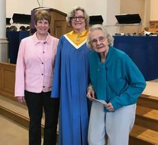 UMW Women of Achievement Award 2018