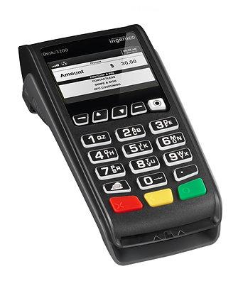 Terminal płatniczy Ingenico Desk 3200