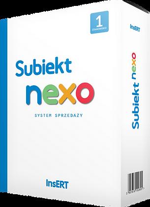 Program handlowy Subiekt NEXO