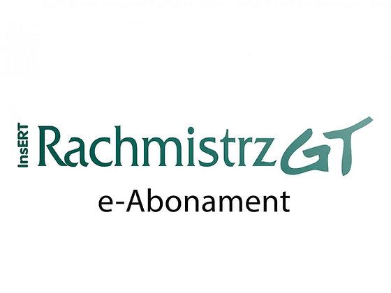 E-abonament Rachmistrz GT