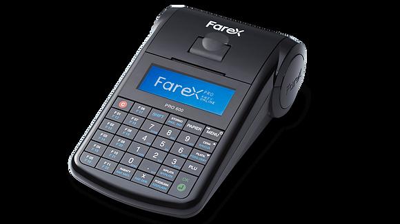 Kasa fiskalna Farex PRO 600 ONLINE