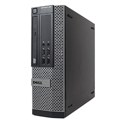 Komputer stacjonarny Dell Optiplex i3 8GB RAM 240 SSD