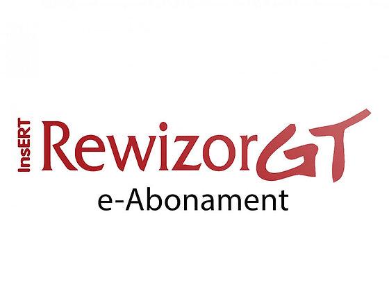 E-abonament Rewizor GT