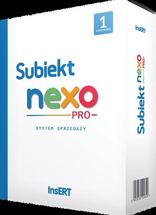 Program handlowy Subiekt NEXO PRO