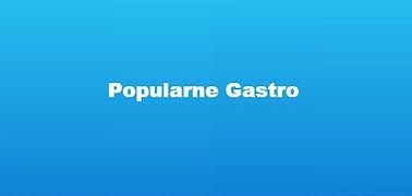 Program dla Restauracji Gastro Gdańsk Gdynia