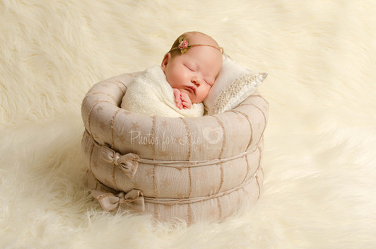 Cream, Glasgow newborn baby