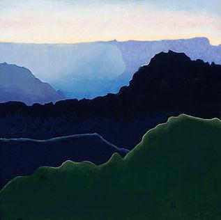 Dusk, Grand Canyon I