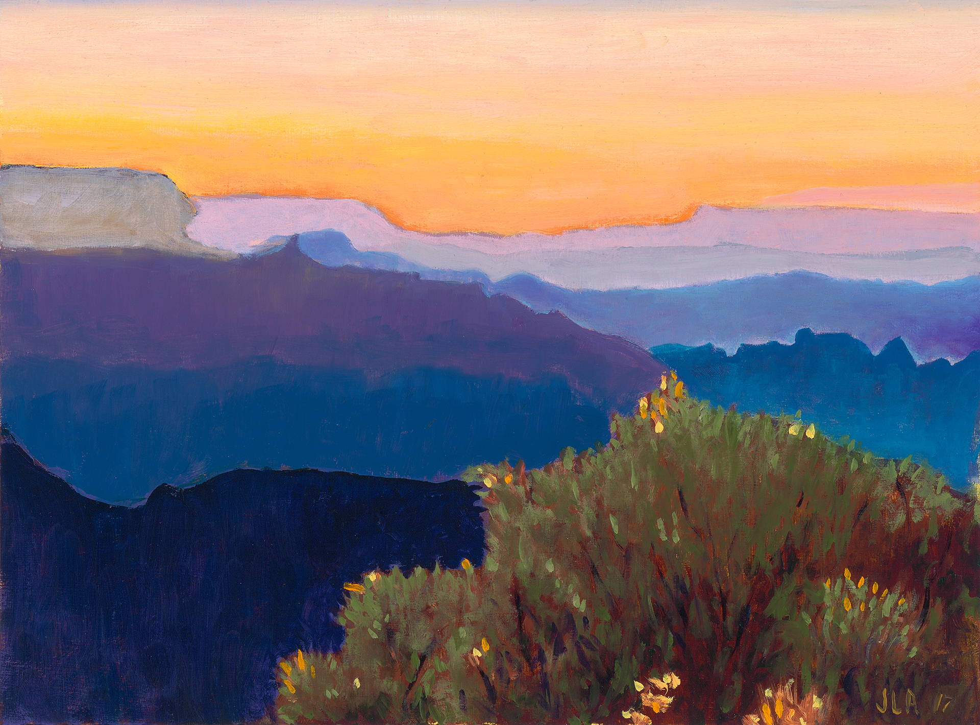 Grand Canyon Late Afternoon