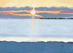 Florida Sunset I WEB