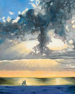 Florida Storm Clouds