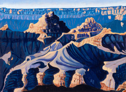 Grand Canyon Purple