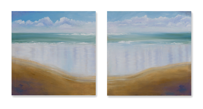 Pacific Diptych