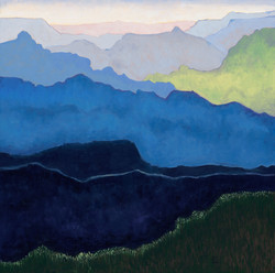 Dusk, Grand Canyon II