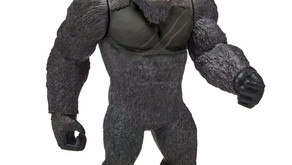 First Look At PlayMates 11 Inch Godzilla And Kong Figures From Godzilla vs Kong