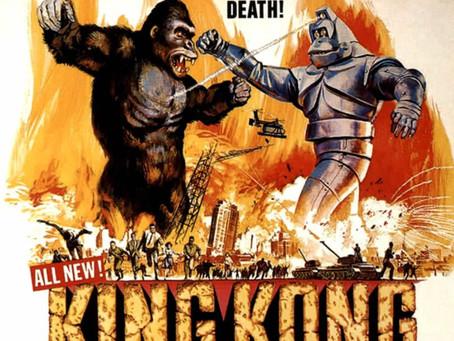Kong-athon: King Kong Escapes (1967)