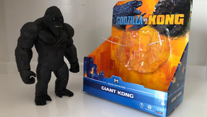 "Review: PlayMates Toys 11"" Giant Kong"