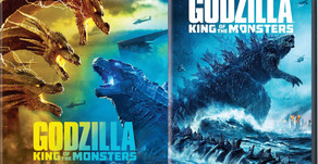 Target Reveals DVD/Blu-Ray Covers For Godzilla: King Of The Monsters