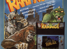 RAMPAGE: The Video Game