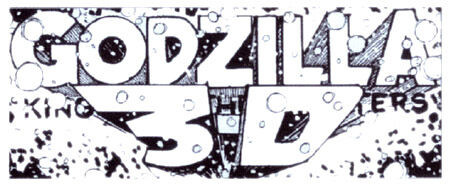 Kongzilla-Thon: Godzilla In 3D