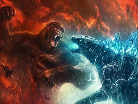 Godzilla vs Kong Makes $122 Million At International Box Office