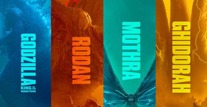 "Godzilla: King Of The Monsters ""TITAN"" Posters Revealed"