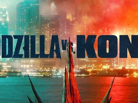 Godzilla vs Kong Poster And Trailer Date Confirmed!