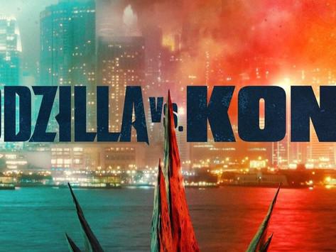Godzilla vs Kong (Review)