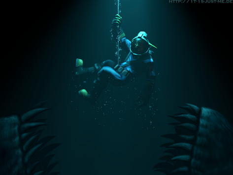 SCP-1128: Aquatic Horror
