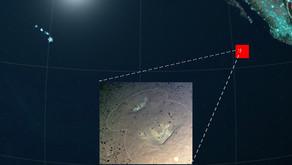 Large Footprints Found?