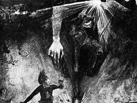 SCP-3456: The Orcadian Horsemen Part 2