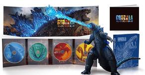 Japanese Blu-Ray & S.H. MonsterArts Godzilla 2019 Poster Version Revealed