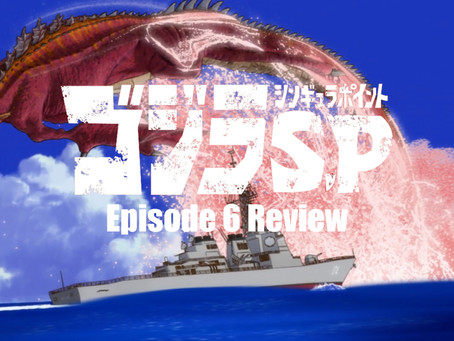 Godzilla: Singular Point Episode 6 Review