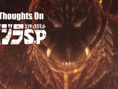 My Thoughts On Godzilla: Singular Point