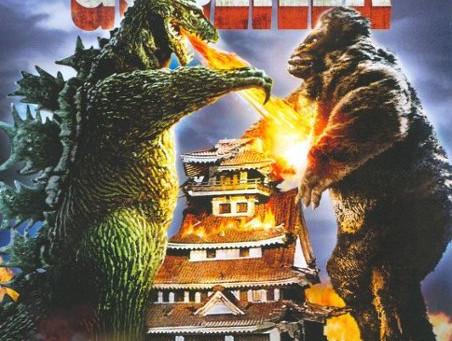 Kong-athon: King Kong vs Godzilla (1962)