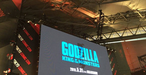 Tokyo Comic Con: Godzilla: King Of The Monsters Panel
