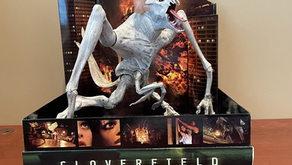 Hasbro Cloverfield Monster (Review)