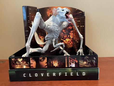 Hasbro Cloverfield Monster (Review)