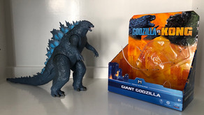 Review: PlayMates Toys 11 Inch Giant Godzilla (2021)