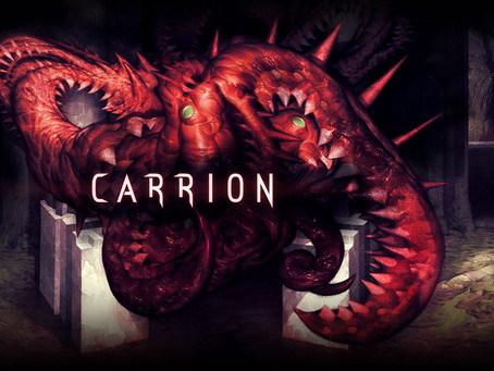 Carrion (Nintendo Switch Review)