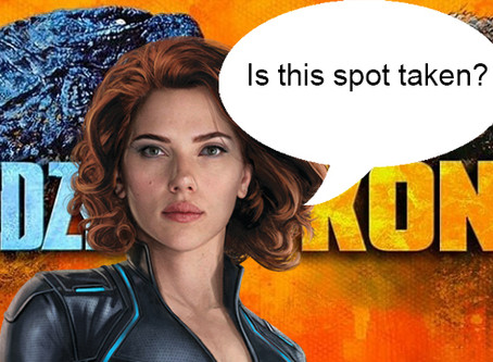 Black Widow Moved To May 7, 2021; Is Godzilla vs Kong In Trouble?
