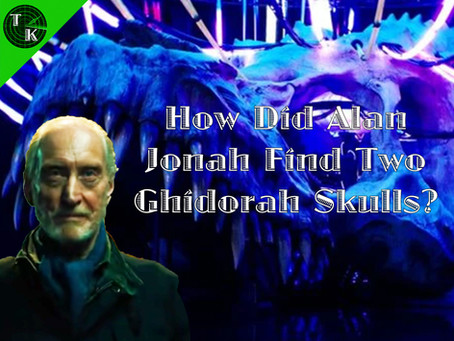 How Did Alan Jonah Find Two Ghidorah Skulls?