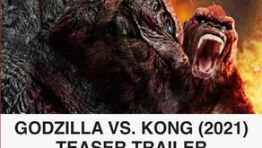 Do Not Believe Godzilla-Movies.com; Godzilla vs Kong Trailer Not Guaranteed In Front Of Inception