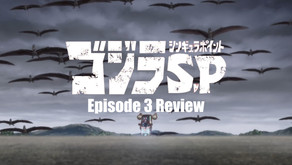 Godzilla: Singular Point Episode 3 Review