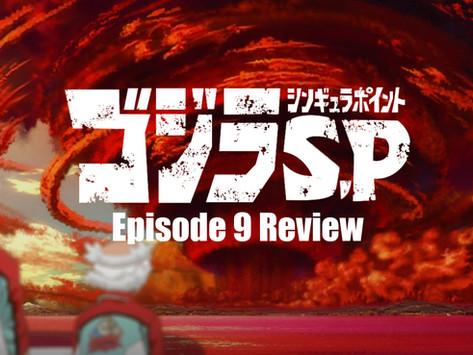 Godzilla: Singular Point Episode 9 Review