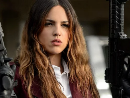 Bloodshot Star Eiza Gonzalez Sheds Light On Godzilla vs Kong Reshoots & Her Experience On-Set