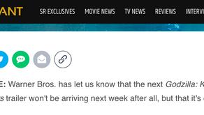 Rumor: No New Trailer This Week?