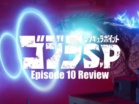 Godzilla: Singular Point Episode 10 Review