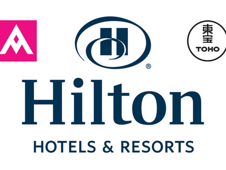 Anime Matsuri and TOHO Co. Partners With Hilton For Godzilla Themed Hotel Rooms