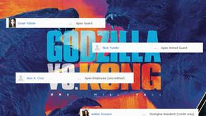 Godzilla vs Kong Casting Sheds New Info